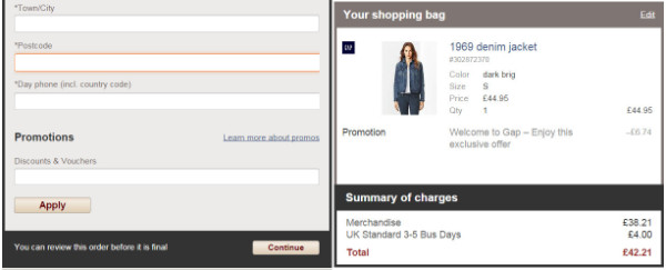 Unfortunately you can only use 1 promotional code on Jacamo orders. Generally speaking, voucher codes can't be combined for bigger discounts on an online order so limiting to one Jacamo promo code per order isn't unusual.