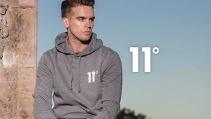 15% Off First Orders at 11 Degrees Clothing