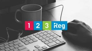 25% Off .co.uk Domain Name Registrations at 123-Reg