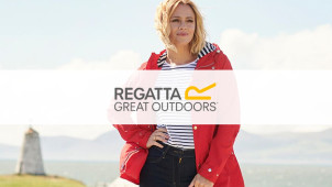 Save 10% Off SS21 Collection at Regatta