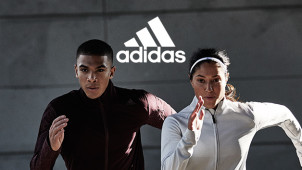 Enjoy 50% Off in the Outlet at Adidas