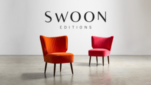 15% Off Plus Free Delivery and Returns at Swoon Editions