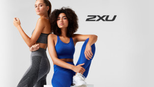 Pay 10% Less for Your 1st Order from 2XU