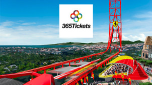 €5 Off Bookings Over €150 at 365 Tickets