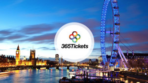 £5 Off Bookings Over £150 at 365 Tickets
