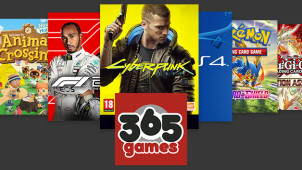 Get Free UK Delivery on Orders at 365Games