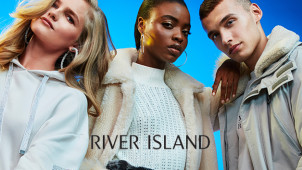 Up to 70% Off in the Winter Sale at River Island