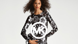 Up to 50% in the Michael Kors Sale Edit