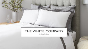 10% Off Full Price Orders Plus Free UK Delivery on Order Over £50 at the White Company