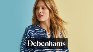 Get up to 50% Off in the the Black Friday Sale at Debenhams.ie