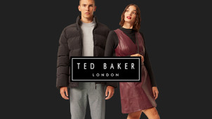 Up to 50% Off Orders at Ted Baker - Over 1000 styles Under £100