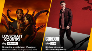 40% Discount on 1 Month of Entertainment, Sky Cinema and Boost at NOW TV - Only £14.99