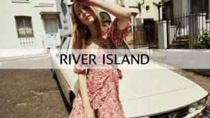Save 15% on First Orders Over €65 at River Island