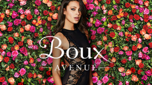 10% Off Orders with Newsletter Sign Ups at Boux Avenue