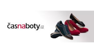 Slevový kupon -10% na nákup bot od Casnaboty.cz