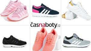 Slevový kupon -21% na váš nákup bot od Casnaboty.cz