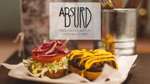 30% Off Food Bill at Absurd Bird