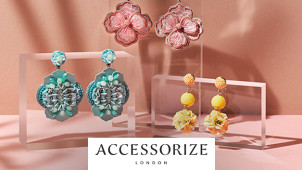25% Off Orders Over £60 at Accessorize
