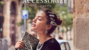 Enjoy 70% Off Orders in the Sale at Accessorize