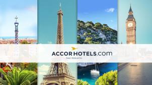 Jusqu'à -35% de réduc sur les weekends chez Accor Hotels