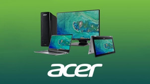 £200 Off Selected Laptops and Monitors at Acer - Easter Offer