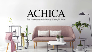 £15 Off First Orders at achica