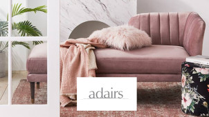 $10 Off First Orders with Newsletter Sign-ups at Adairs