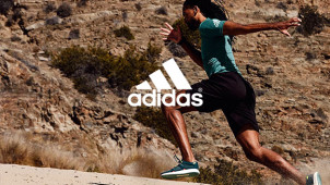 Save Between 30% & 50% on Women's Adidas Outlet Orders