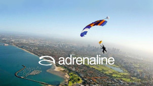 Sign Up to the Newsletter and Get $10 Off at Adrenaline