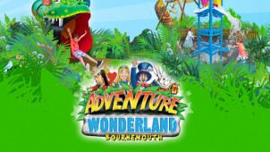 10% Off Tickets with Online Bookings at Adventure Wonderland