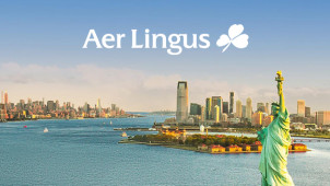 Get Flights to Europe this Spring from €27.99 at Aer Lingus