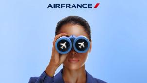-80€ de réduction sur votre prochain voyage en réglant avec la Carte American Express Air France