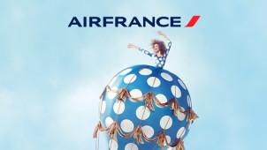Paris Flights from £45 at Air France UK