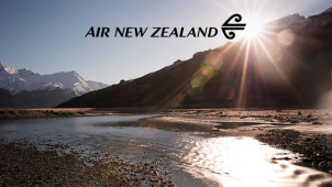 £20 Off Economy Return Flights from Heathrow to LA at Air New Zealand
