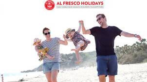 40% Off Selected 2021 Holidays at Al Fresco Holidays