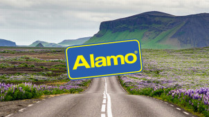7 Days for 5 on USA Car Rentals at Alamo