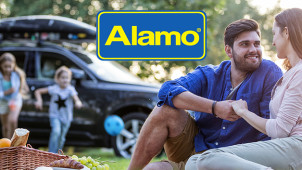 Sign up as an Insider and Save 5% on Bookings at Alamo