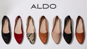 Up to 50% Off in the Sale Plus Free Delivery at ALDO