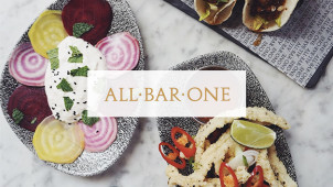 50% Off Main Meals (Mon-Wed) at All Bar One