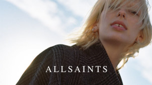 Up to 40% Off in the Mid-Season Sale at All Saints