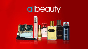 £10 Gift Card with Orders Over £70 at allbeauty.com