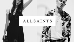 Extra 20% Off in the Up to 50% Off Sale at AllSaints