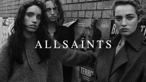 Free Delivery on Orders Over €150 at AllSaints