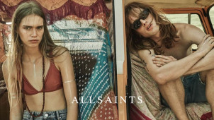 50% Off Orders in the Sale Plus 100 New Styles Added at AllSaints