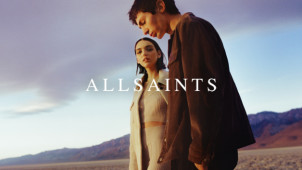 15% Off First Orders with Newsletter Sign-ups at AllSaints