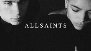 Up to 40% Off Orders at All Saints
