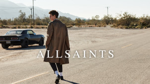 Up to 50% Off in the Mid Season Sale at All Saints