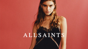 50% Off Selected Items in the Sale at AllSaints - New Lines Added!