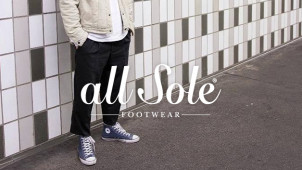Free Next Day Delivery on Orders at allsole.com