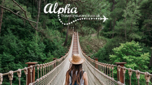 25% Off Travel Insurance at Alpha Travel Insurance